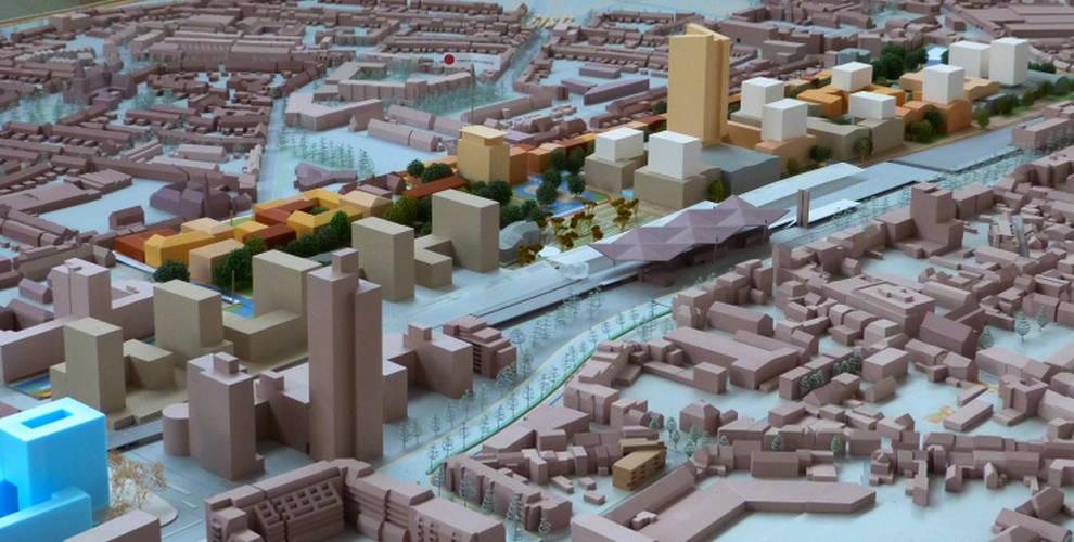 spoorzone013-maquette-masterplan