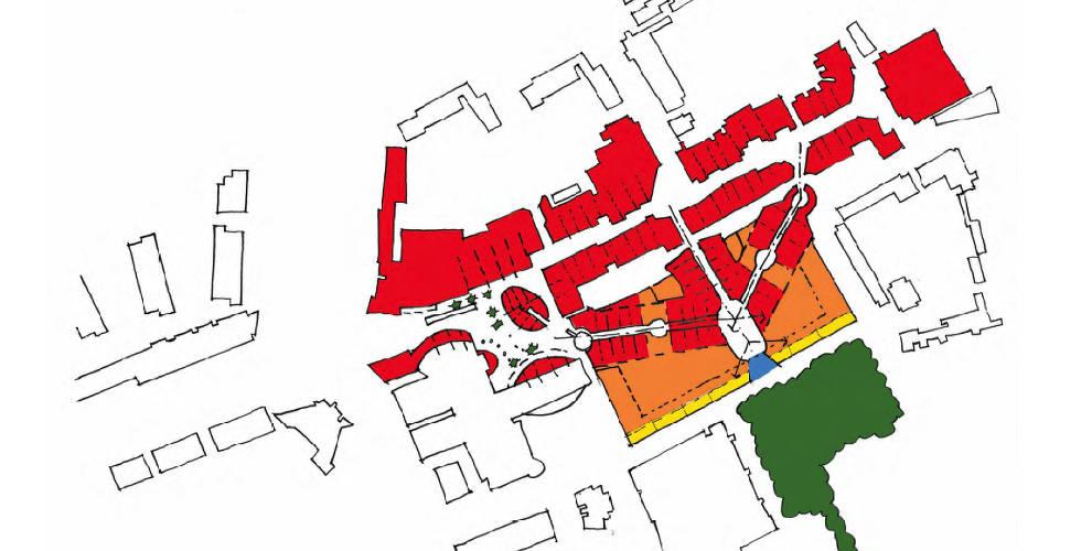city-passage-schets-situatie