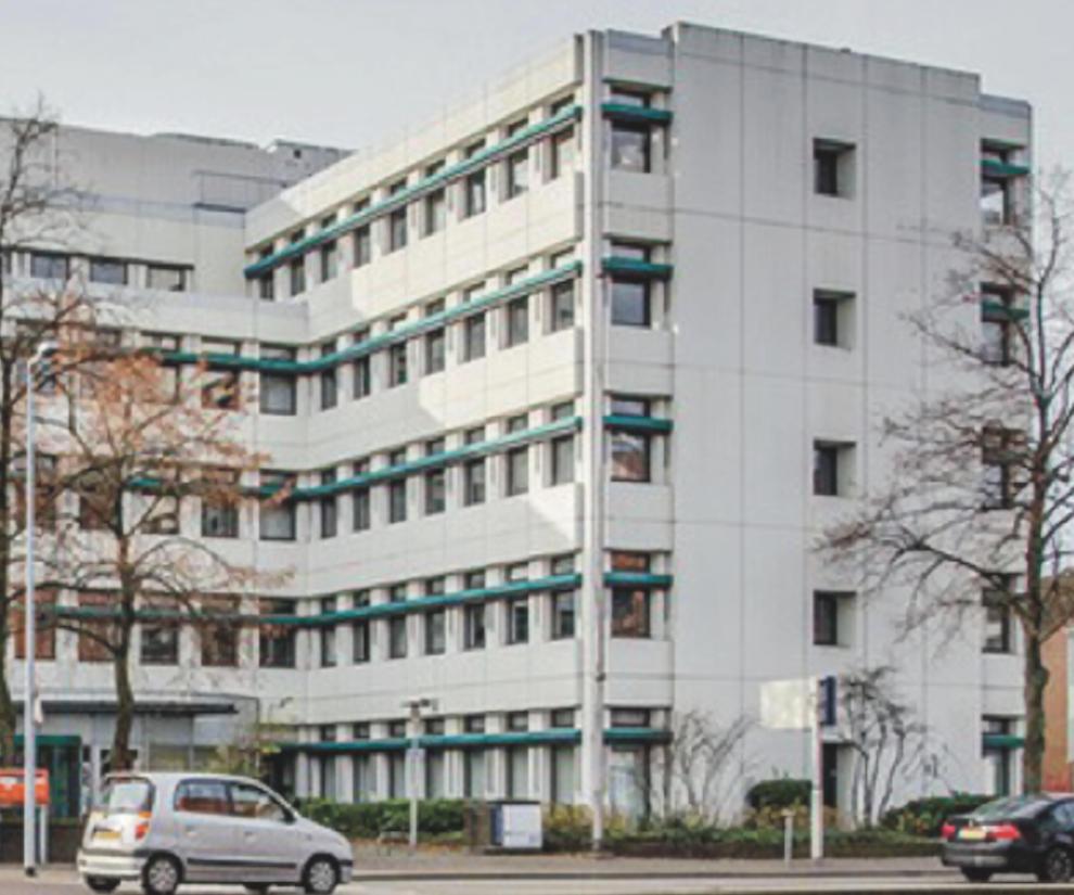 kadasterlocatie breda gebouw