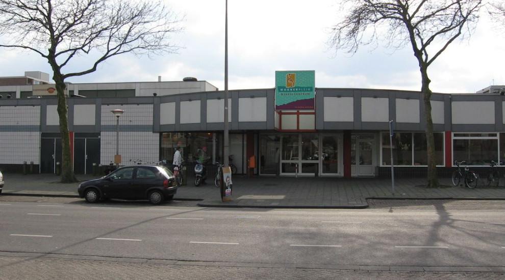winkelcentrum wagnerplein tilburg oud noordentree