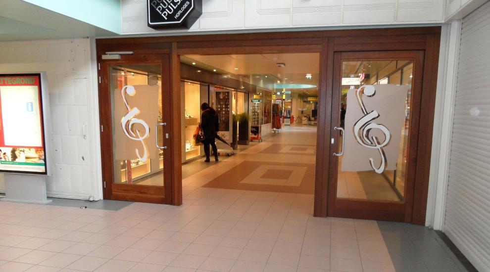 winkelcentrum wagnerplein tilburg oud passage